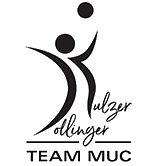 Beachvolleyballteam Dollinger-Kulzer Teamlogo