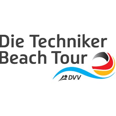 Beachvolleyballteam Dollinger-Kulzer Techniker Beach Tour