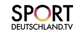 Logo des Livestreams - sportdeutschland.tv